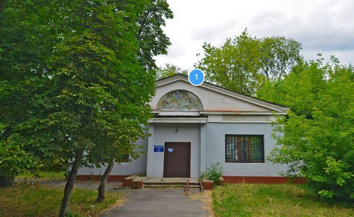 Мечеть на Басовской