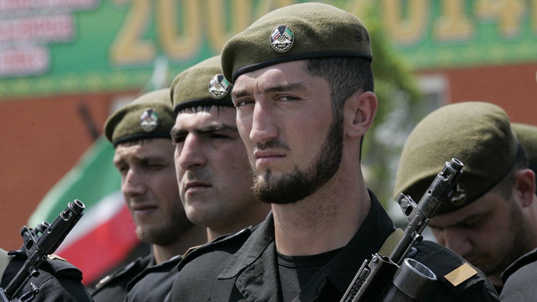 Чеченские правоохарнители