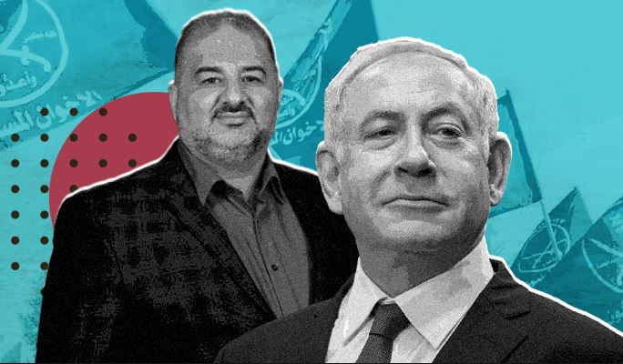 М. Аббас и Б. Нетаньяху