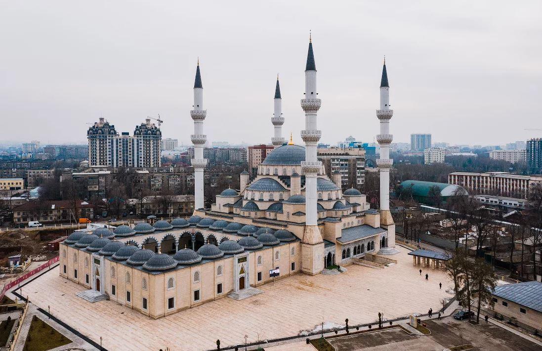 Соборная мечеть Бишкека