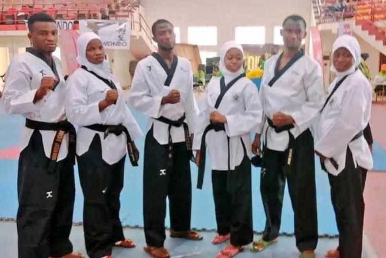 Нигерийские спортсмены