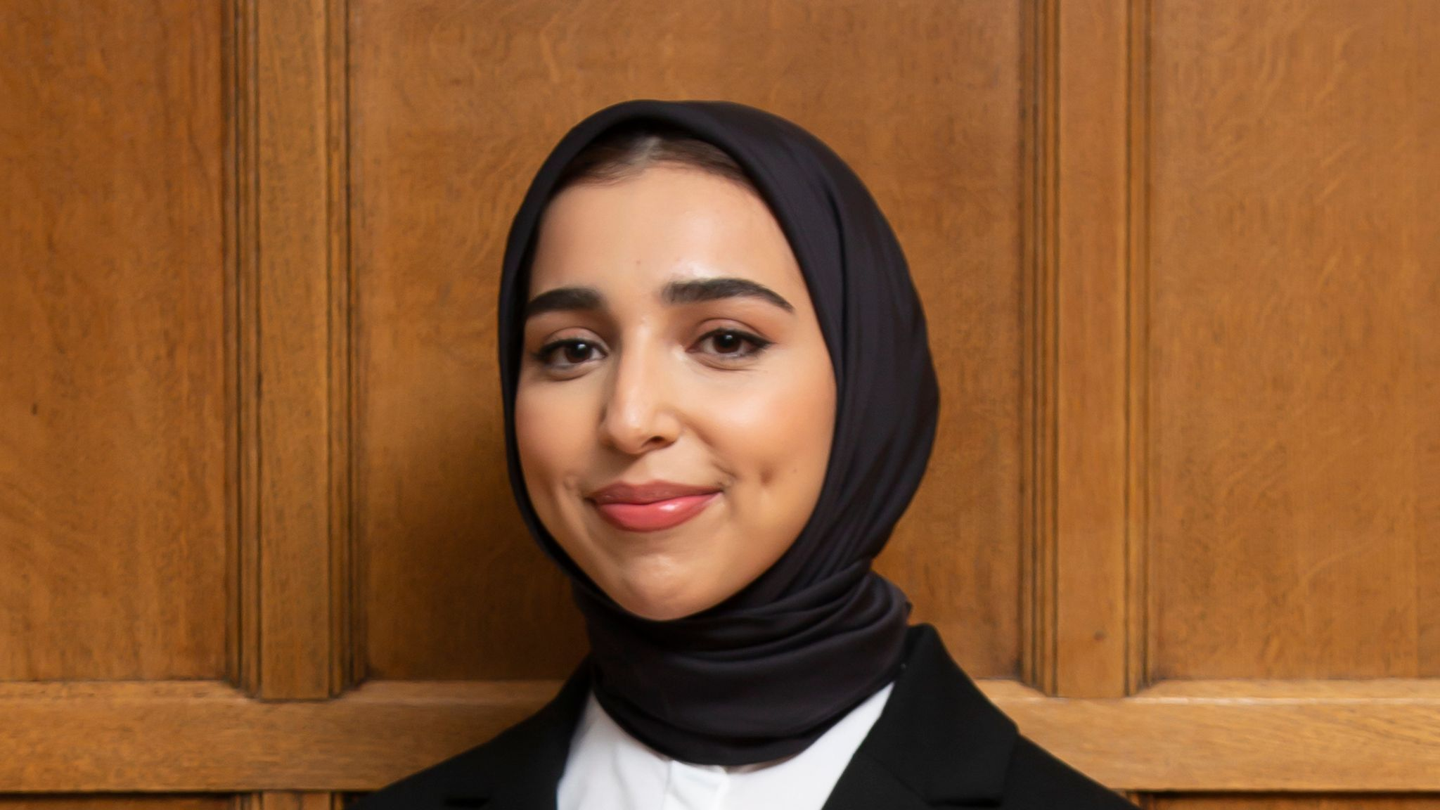 Судебный вариант хиджаба