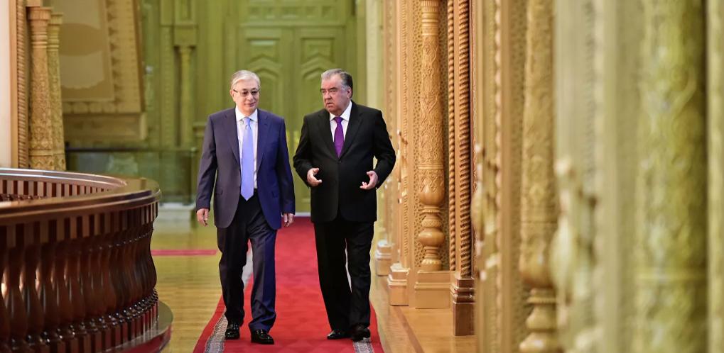 © Пресс-служба президента Таджикистана
