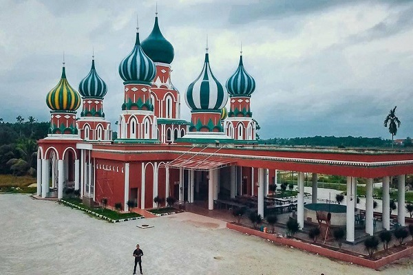 Мечеть Лапан Кубах