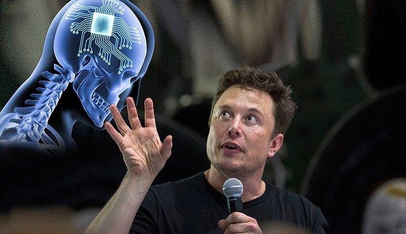 Ярый идеолог чипирования человека Илон Маск