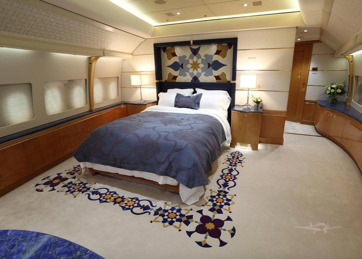 Апартаменты в частном самолете