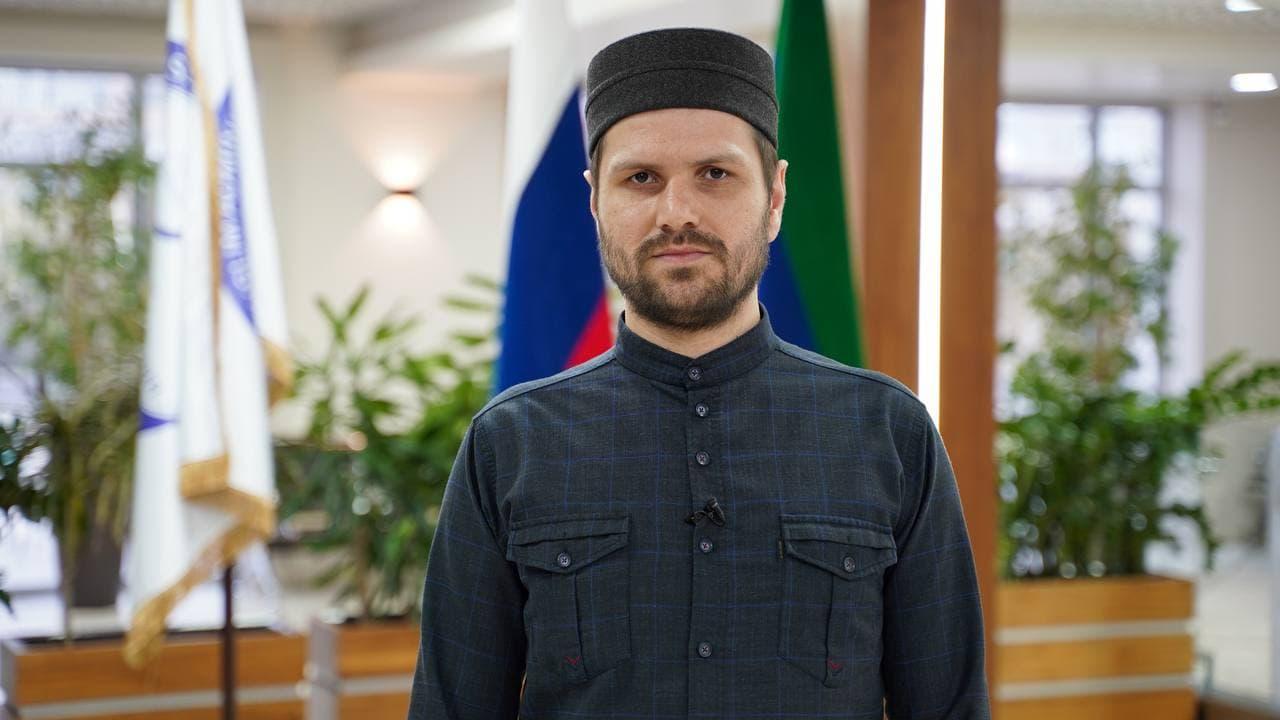 Глава ДУМ РД Шамиль Алиханов