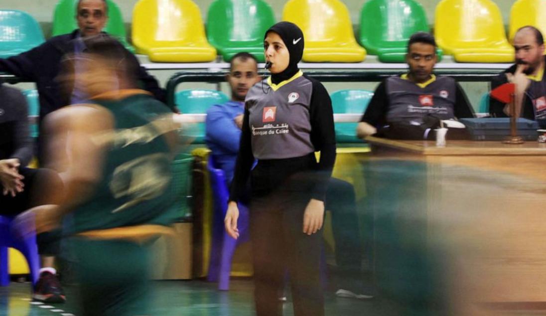 Сара Гамаль (фото AFP)