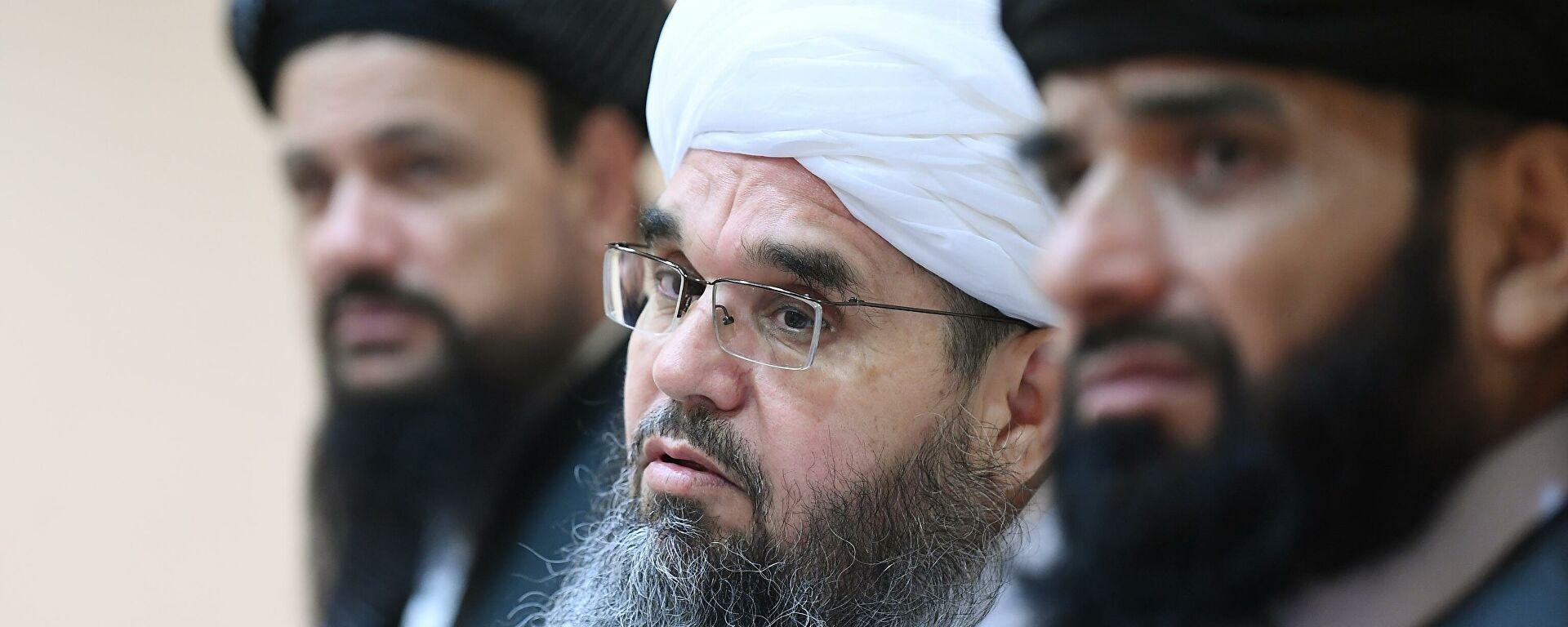 Представители политбюро «Талибана»