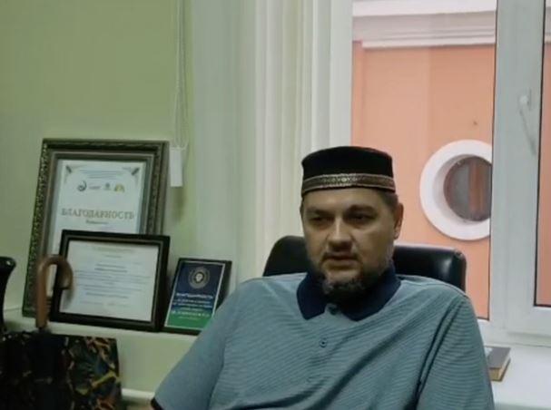 Имам Рамиль Садеков