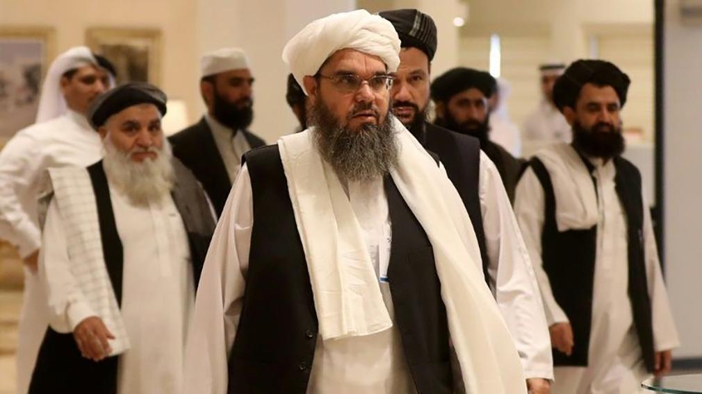 Представители «Талибана»