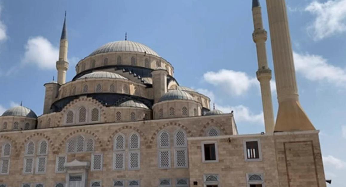 В Африке появилась копия стамбульской Голубой мечети