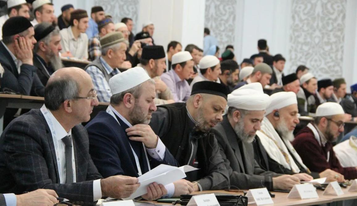 Участники конференции в БИА. Архивное фото