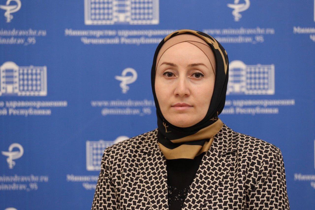 Асият Муртазалиева