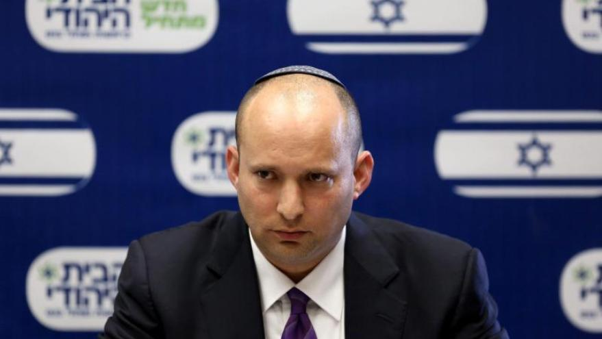 Израильский премьер Нафтали Беннет