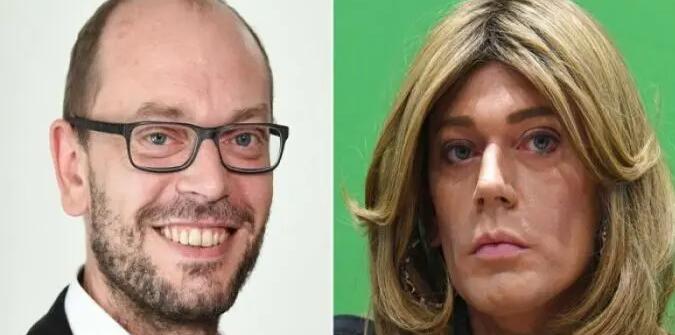 Тесса Гансерер до и после «трансформации»