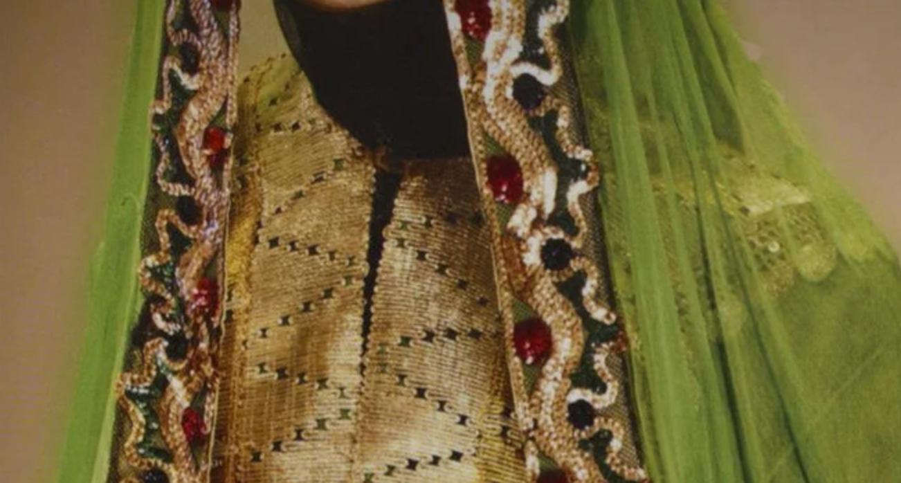 Наряд принцессы Нуры в музее