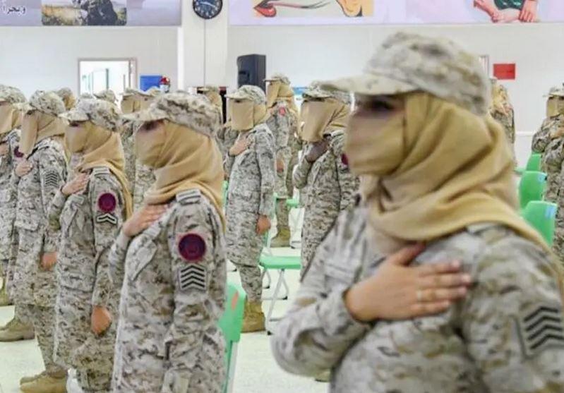 Выпускницы женского подразделения Центра