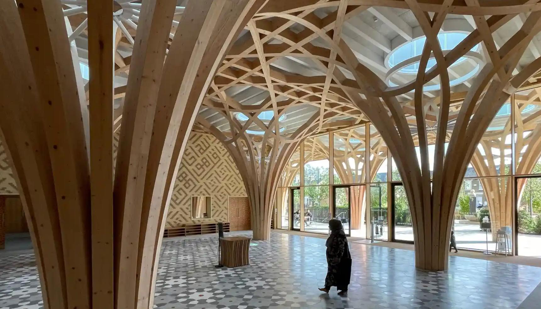 Кембриджская мечеть