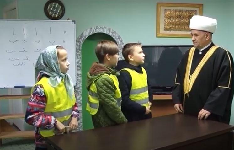 В исламском центре Усинска