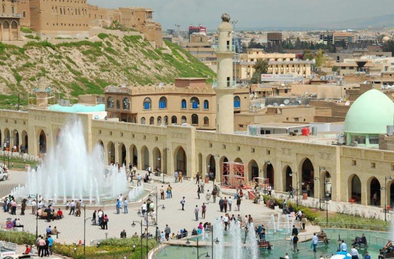 Иракский Эрбиль