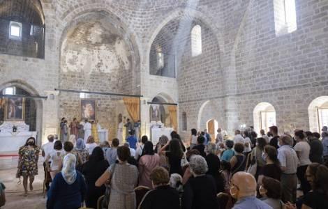 Отреставрированная армянская церковь в Турции распахнула двери спустя более 100 лет