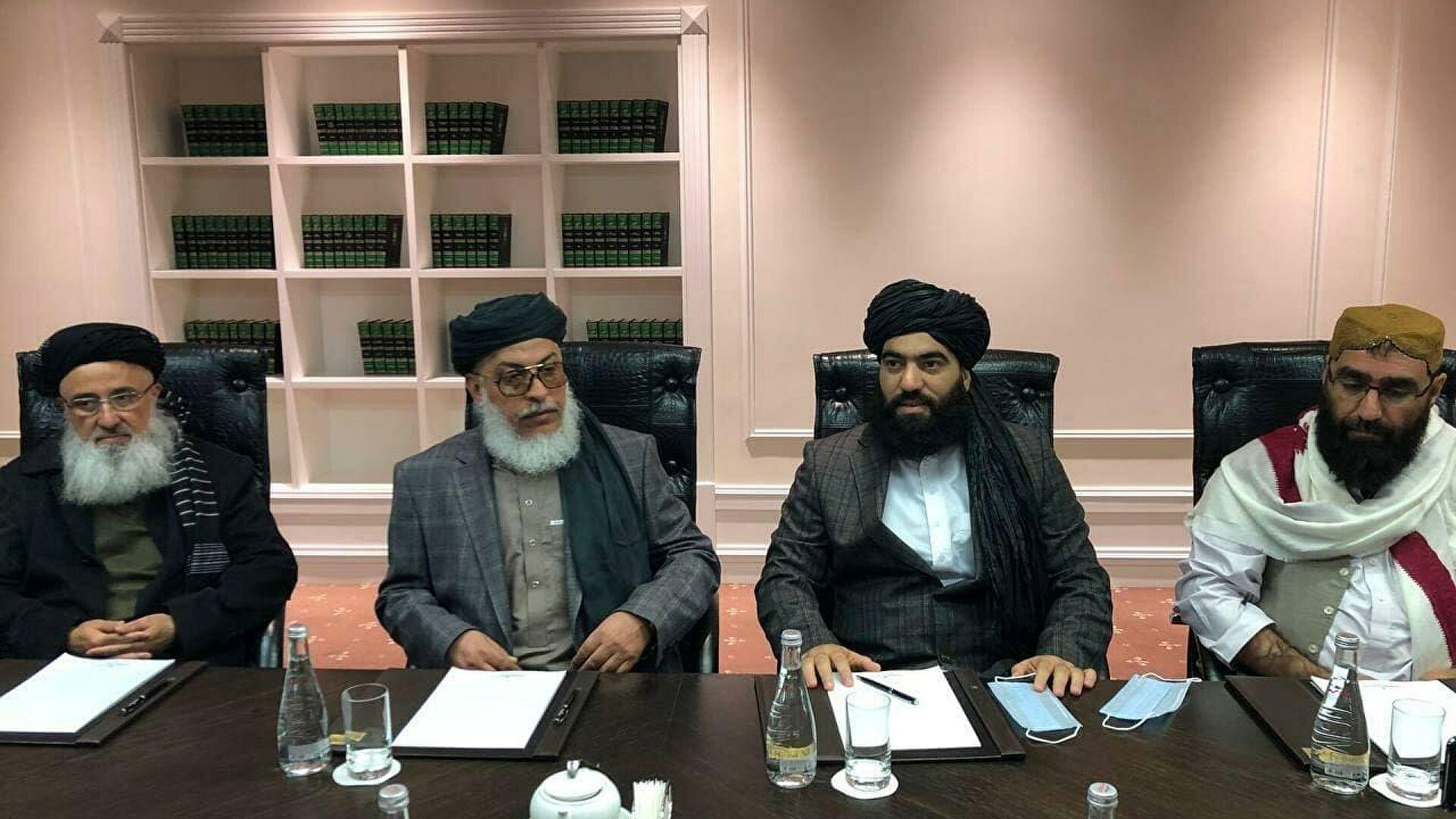 Руководство «Талибана»