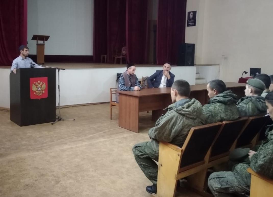 Мусульманская организация отреагировала на избиение дагестанскими военнослужащими Ислама