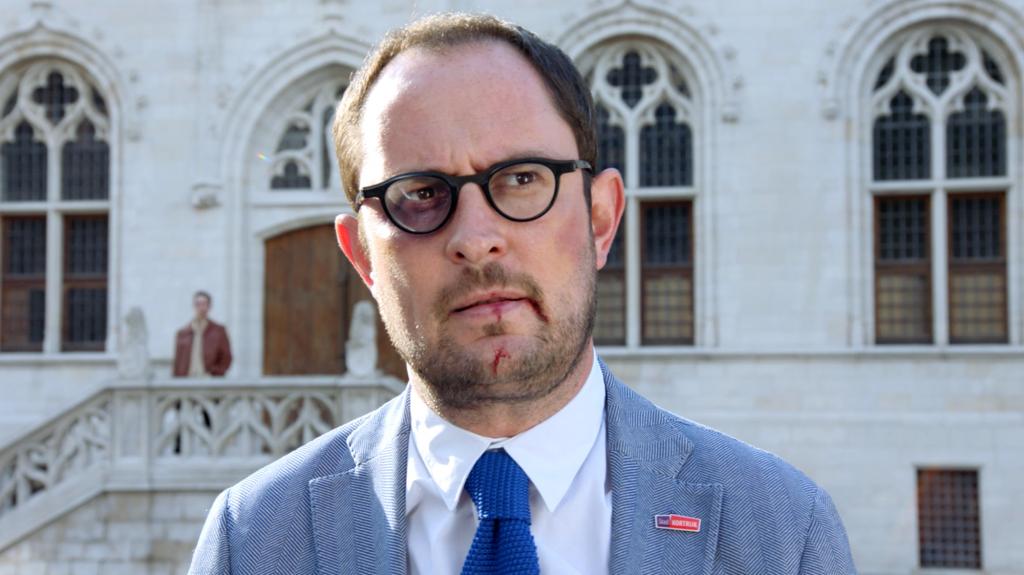 Министр юстиции Бельгии
