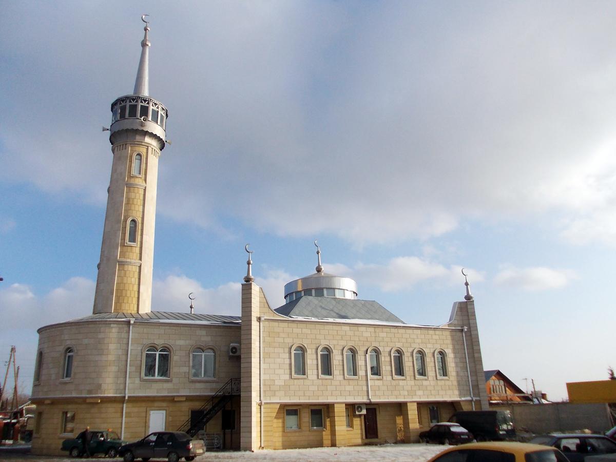 Соборная мечеть Тюмени