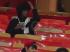 Саудийка переоделась в мужчину и попалась полиции на футболе (ВИДЕО)